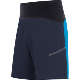 GORE WEAR R7 Shorts Herrer, orbit blue/dynamic cyan